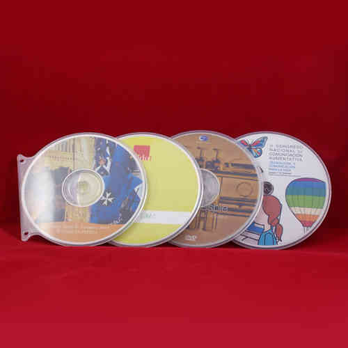 Shell-Box for 1 CD/DVD