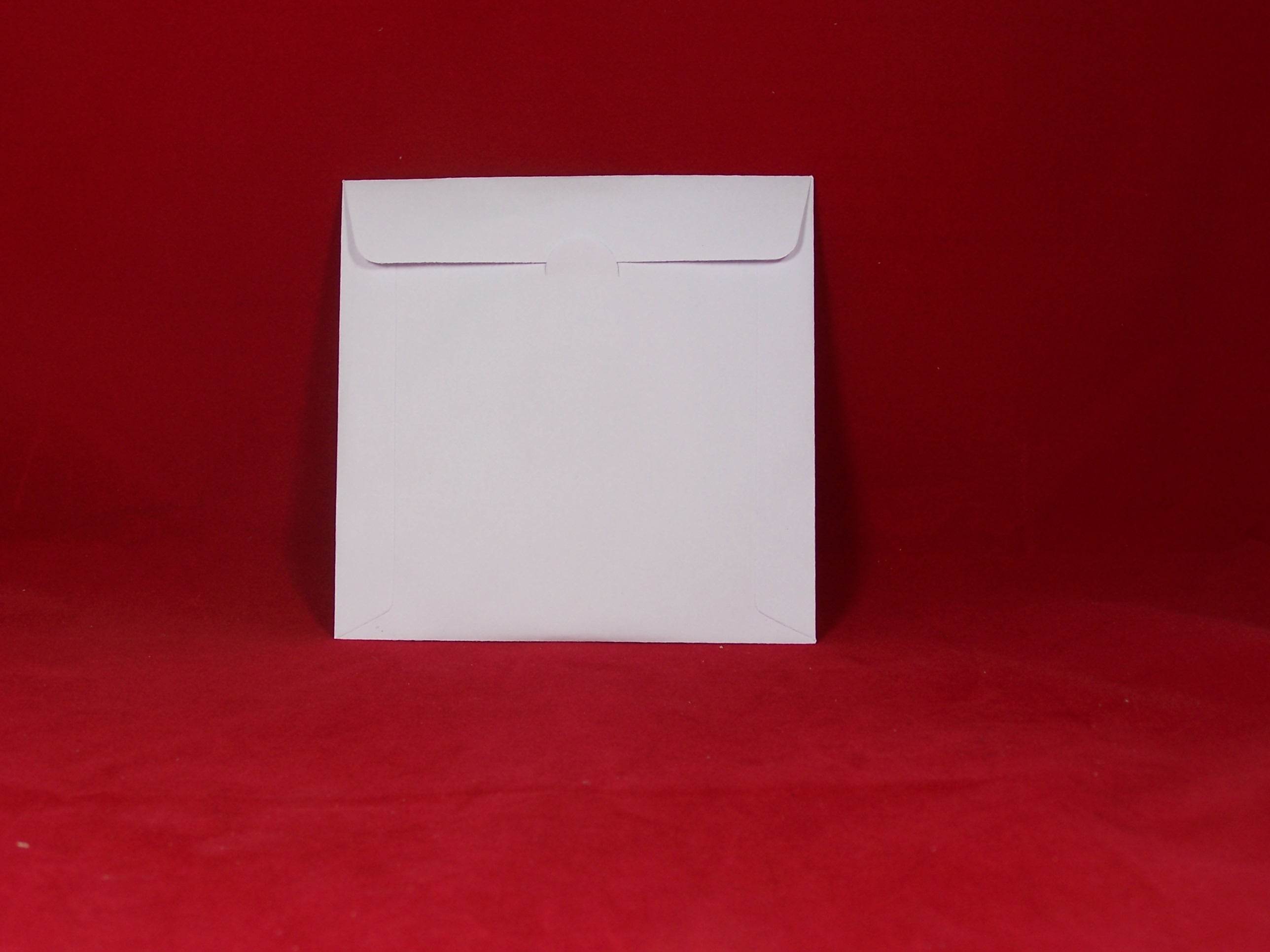 Paper cd sleeves with window flap for 100 paper cd sleeves with window flap