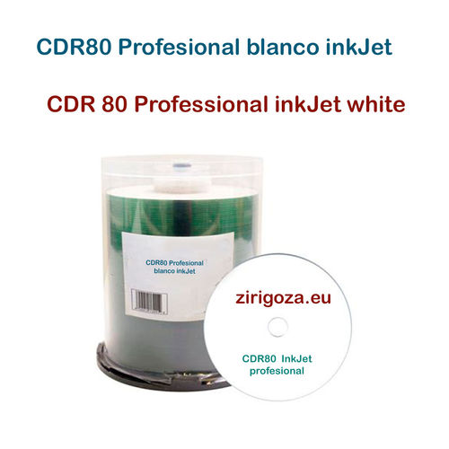 CD  Professional  inkJet  white