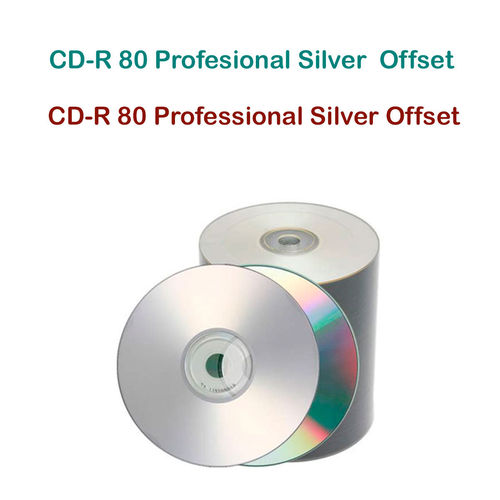 CD Profesional Silver  Offset