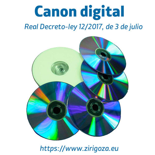 Canon digital CD