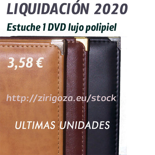 Buy DVD Cases luxury bound